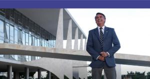 Bolsonaro no Planalto
