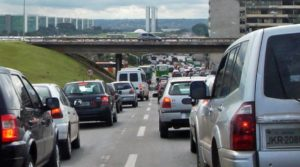 trânsito Brasília