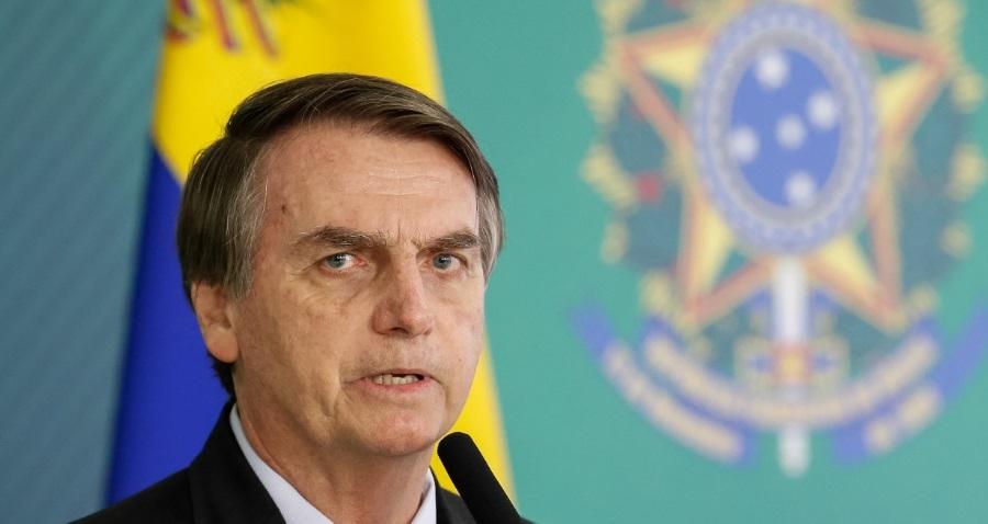 Bolsonaro brasão cirurgia