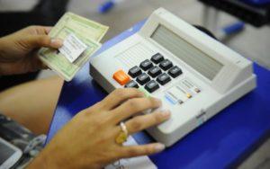 Eleições maquina votação