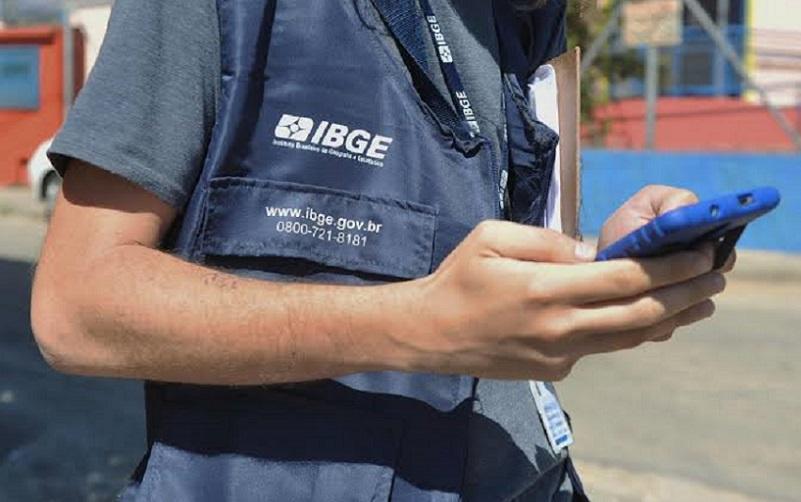 IBGE censo contratações