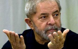 Lula ex-presidente preso