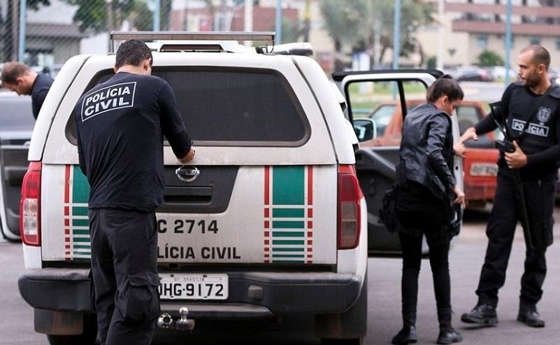 PCDF Polícia Civil Distrito Federal