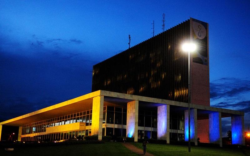 Palácio do Buriti sede do GDF