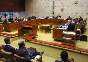 STF plenário