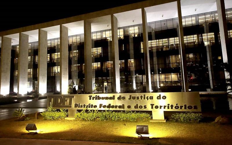 TJDF prédio Tribunal de Justiça DF