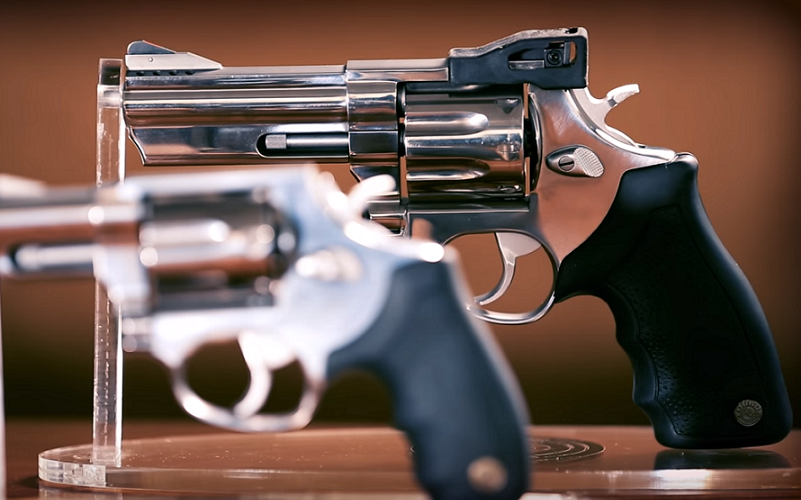 Distrito Federal tem a maior elevação de registros de armas no país