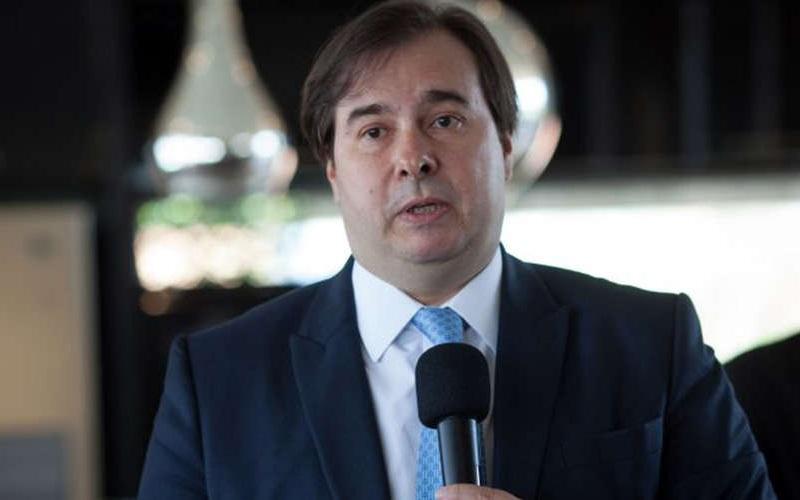 Deputado Rodrigo Maia Câmara dos Deputados