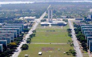 Esplanada dos Ministérios Brasília DF