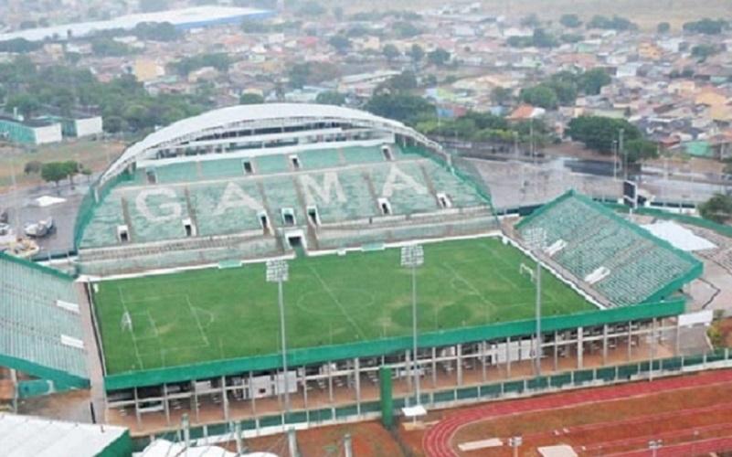 Estádio Bezerrão Gama DF