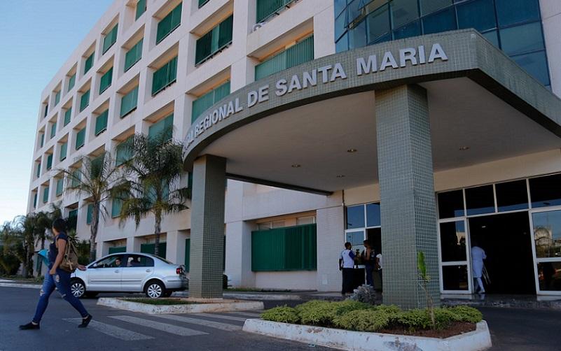Atendimento volta ao normal após incêndio no Hospital de Santa Maria