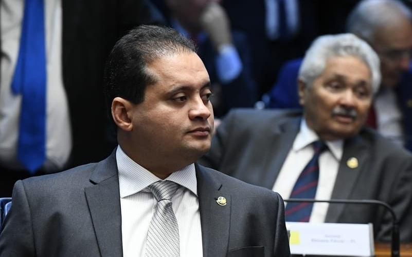 Wewerton Rocha senador PDT