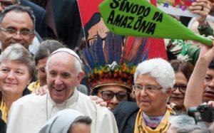 Papa Francisco Sínodo