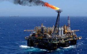 Petrobras plataforma marítima petróleo