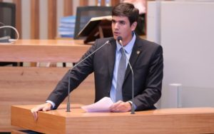 Deputado distrital Rafael Prudente