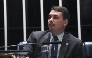 senador Flávio Bolsonaro