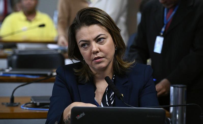 Senadora Leila Barros Senado Federal
