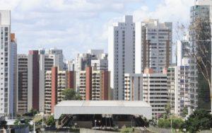Prédios Brasília