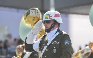 Desfile militar Exército