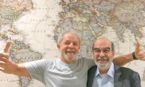 Lula e Graziano