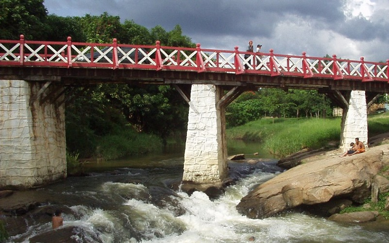 Pirenópolis ponte histórica