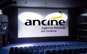 Ancine tela de cinema