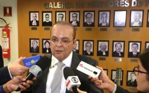 Governador Ibaneis Rocha DF