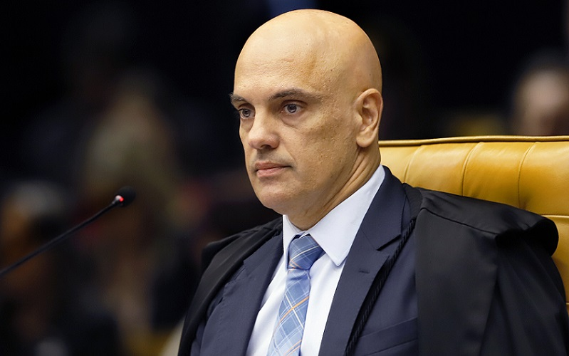 Ministro Alexandre de Moraes STF