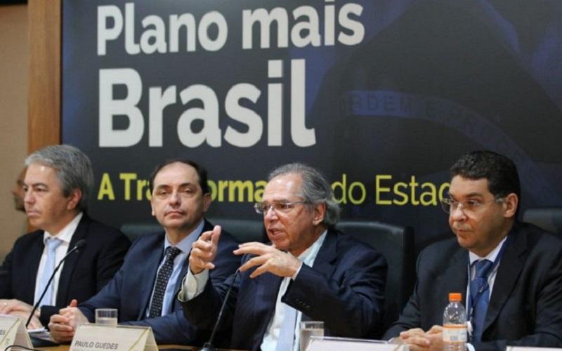 Ministro Paulo Guedes Economia