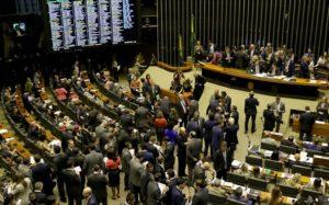 Câmara dos Deputados plenário
