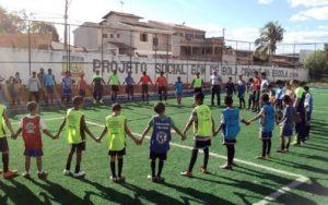 Projeto Bom de Bola São Sebastião