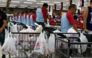 supermercado DF empacotador