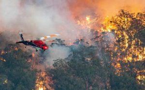 Austrália incêndios florestais