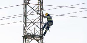 Energia elétrica manutenção