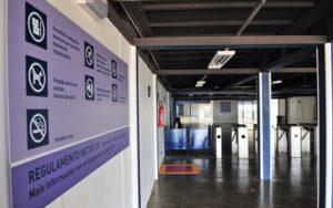 Estação Águas Claras