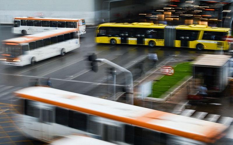 Ônibus rodoviária DF