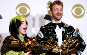 Billie Eilish e o irmão Finneas