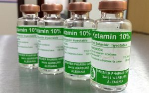 anestésico cetamina