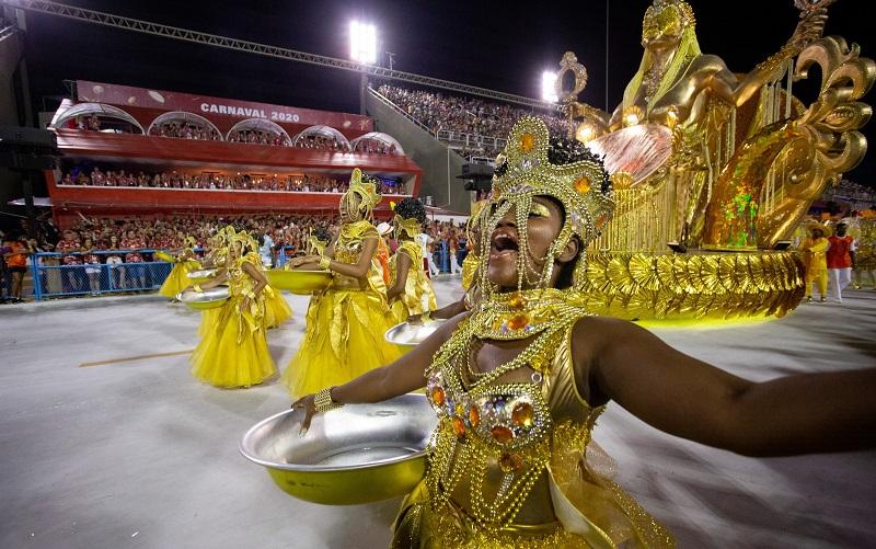 Escola de samba viradouro