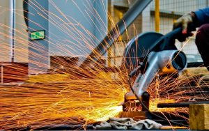 Economia produção industrial