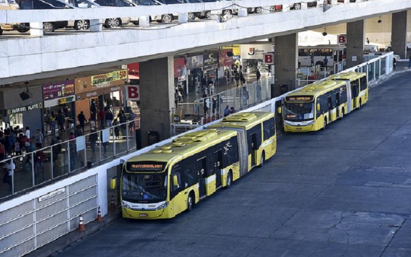 ônibus DF