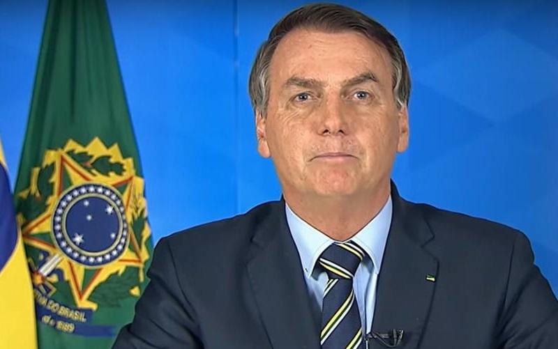Bolsonaro pronuncimento