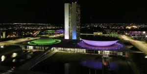 Congresso Nacional quatro cores