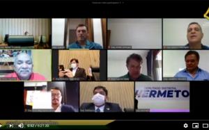 CLDF sessão virtual