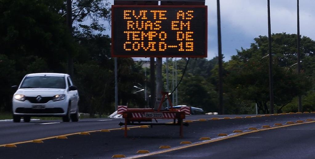 Brasília orientação sobre Covid-19