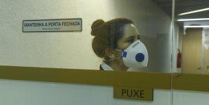 coronavirus máscara