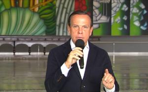 Governador João Dória