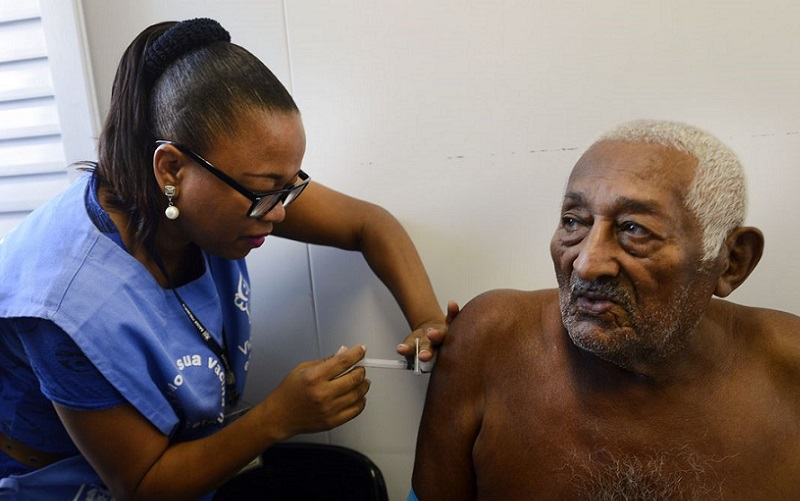 Vacinação idosos