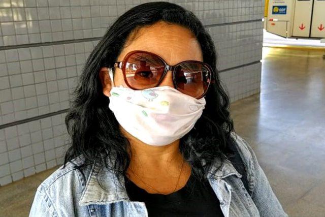 Máscara de proteção DF