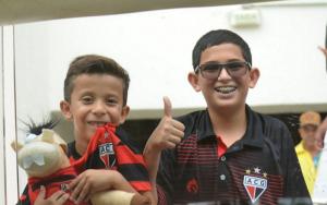Atlético Goianiense crianças